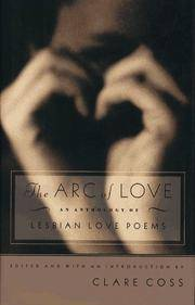 ARC OF LOVE: An Anthology of Lesbian Love Poems