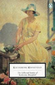 image of The Collected Stories of Katherine Mansfield (Twentieth Century Classics)