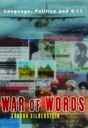 War of words : language, politics and 9/11