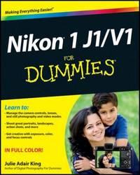 Nikon 1 J1V1 For Dummies