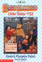 Karen's Pumpkin Patch (Baby-Sitter's Little Sister #32)