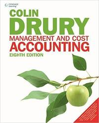 Management and Cost Accounting (Eighth Edition) by Colin Drury - Paperback - 5th or later edition - 2014 - from BookVistas and Biblio.com