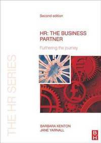 HR: The Business Partner, Second Edition