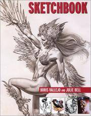 The Sketchbook  of Boris Vallejo and Julie Bell