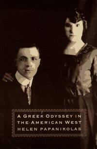 A Greek Odyssey in the American West (Previous Title : Emily-George)
