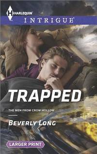 Trapped: The Men From Crow Hollow (Large Print)