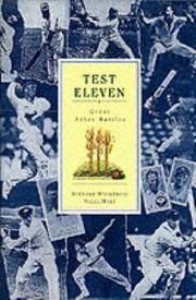 Test Eleven: Great Ashes Battles by  Nigel  Bernard & Hart - Paperback - First British Editi - 1995 - from Bookbarn International (SKU: 3388672)