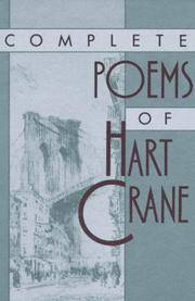 image of Complete Poems of Hart Crane
