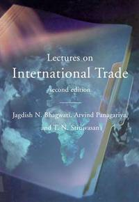Lectures on International Trade - 2nd Edition