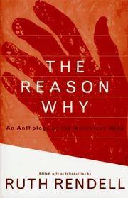 Reason Why, The  An Anthology of the Murderous Mind