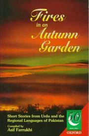 Fires in an Autumn Garden: Short Stories from Urdu and the Regional Lanuages of Pakistan
