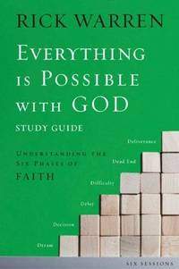 image of Everything is Possible with God Participant's Guide with DVD: Understanding the Six Phases of Faith