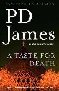 Taste For Death - Adam Dalgliesh vol. 7