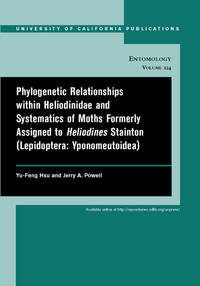 Phylogenetic Relationships within Heliodinidae and Systematics of Moth