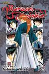 image of Rurouni Kenshin (3-in-1 Edition), Vol. 3: Includes Vols. 7, 8 & 9