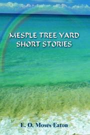 Mesple Tree Yard Short Stories