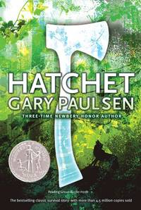 Hatchet by  Gary Paulsen - Paperback - from Good Deals On Used Books and Biblio.com