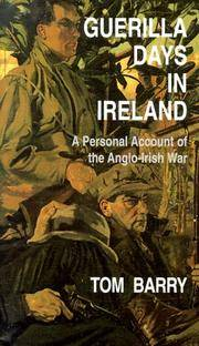 image of Guerilla Days in Ireland: A Personal Account of the Anglo-Irish War