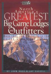 North America's Greatest Big Game Lodges and Outfitters