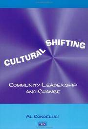 Cultural Shifting: Community Leadershop and Change