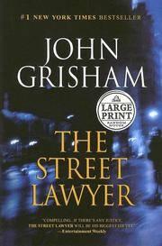 image of The Street Lawyer (Random House Large Print)