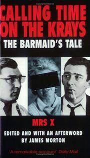 Calling Time on the Krays — The Barmaid's Tale