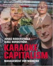 Karaoke Capitalism: Management For Mankind (Financial Times) (Financial Times) (Financial Times)...