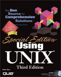 Special Edition Using Unix (3rd Edition)