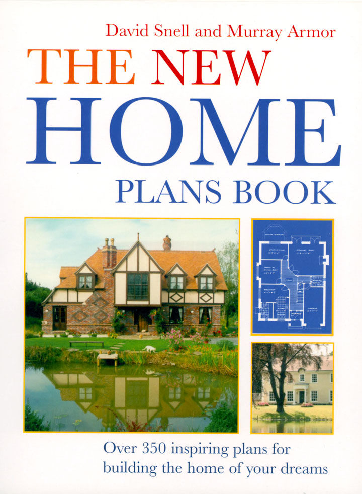 The new home plans book by murray armor for Home plan books
