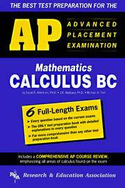 AP Calculus BC : The Best Test Preparation for the Advanced Placement Exam