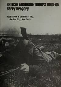 British Airborne Troops ***Macdonald Illustrated War Studies***