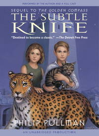 image of Subtle Knife, the (Lib)(CD) (His Dark Materials)