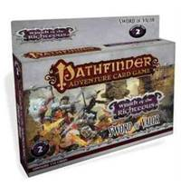 Pathfinder Adventure Card Game: Wrath of the Righteous Adventure Deck 2-Sword of Valor by   Mike Selinker - 2015 - from Fleur Fine Books and Biblio.com