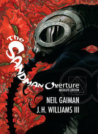 image of The Sandman: Overture Absolute Edition >>>> A SUPERB SIGNED FIRST EDITION & FIRST PRINTING SLIPCASED HARDBACK - SIGNED BY NEIL GAIMAN <<<