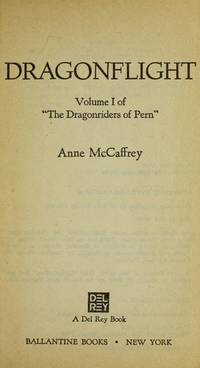 Dragonflight by Anne McCaffrey - Paperback - from Discover Books (SKU: 3312558076)