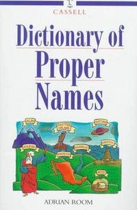 Cassell Dictionary Of Proper Names