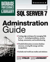 SQL Server 7 Administration