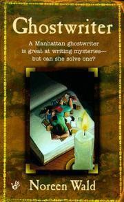 Ghostwriter (Ghostwriter Mystery Series)