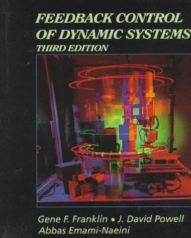 feedback control of dynamic systems franklin pdf