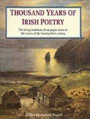 Thousand Years of Irish Poetry