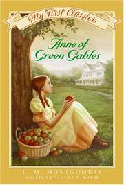 image of Anne of Green Gables My First Classics