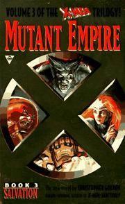 X-Men Mutant Empire 3: Salvation (No 3)