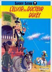 L'Elixir du Docteur Doxey (Lucky Luke VII)