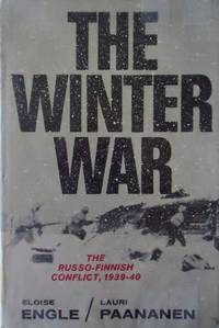 The winter war;: The Russo-Finnish conflict, 1939-40