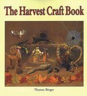 The Harvest Craft Book