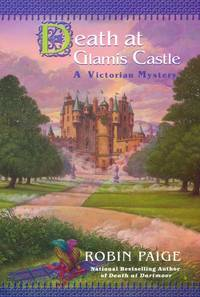 Death at Glamis Castle (Victorian Mysteries)