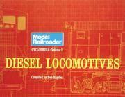 Model Railroader Cyclopedia: Volume 2: Diesel Locomotives by  Bob Hayden - Paperback - First Edition - 1980 - from SCIENTEK BOOKS (SKU: TR-58)