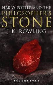 image of HARRY POTTER AND THE PHILOSOPHER'S STONE ADULTO