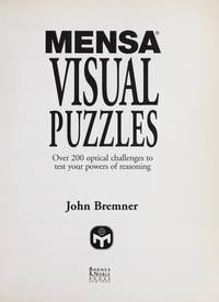 Mensa Mighty Visual Puzzles