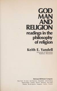 God, Man and Religion: Readings in the Philosopy of Religion